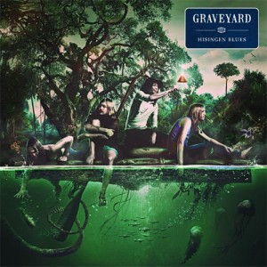 Graveyard : Hisingen Blues album cover