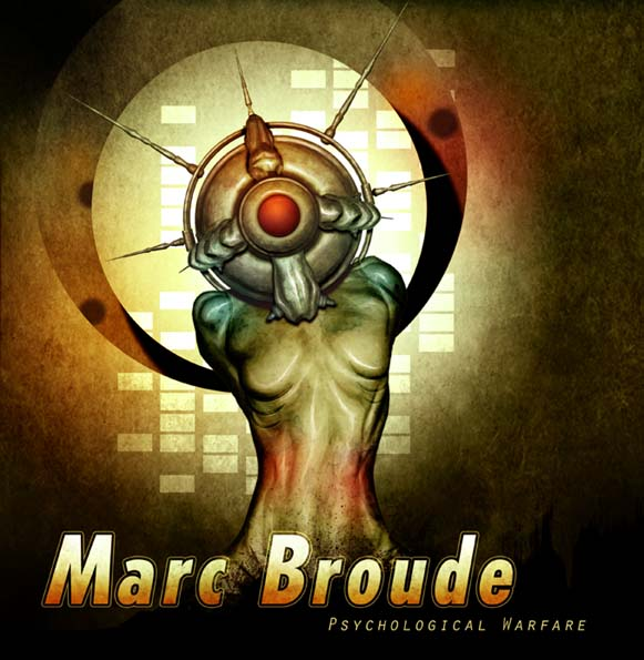 Marc Broude Psychological Warfare cover
