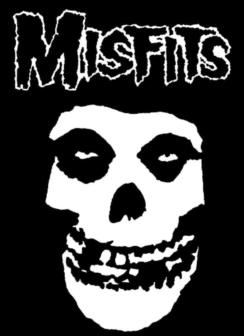 The Misfits Fiend Club logo