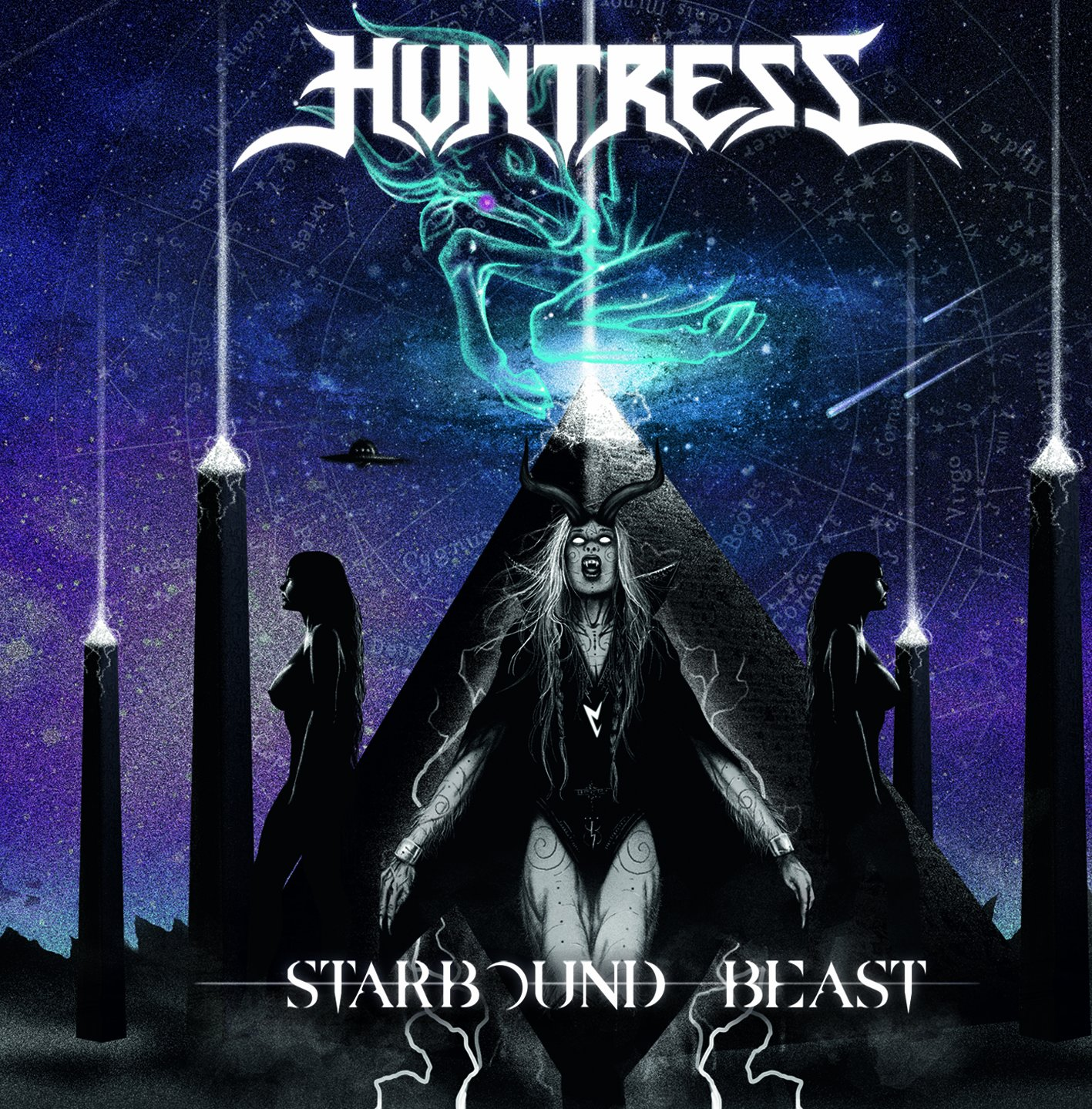 Huntress-Starbound Beast
